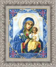 "№314 The Icon of the Mother of God ""The Unfading Blossom"" . Catalog. Kits"