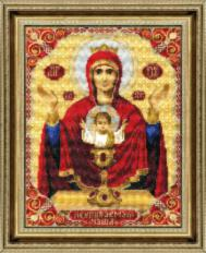 "№324 The Icon of the Most Holy Theotokos ""Inexhaustible Chalice"" . Catalog. Kits"