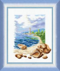 №211 Triptych At the sea. Catalog. Kits