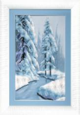 B-749 Winter fairytale. Catalog. Kits