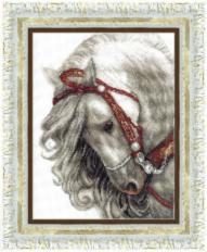 BT-083 Counted cross stitch kit Crystal Art Ash. Catalog. Kits