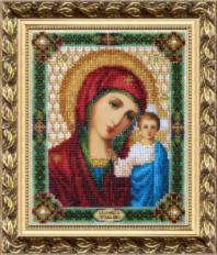 B-1002 The Icon of the Mother of God . Catalog. Kits