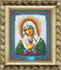 "B-1005 The Icon of the Mother of God ""Tenderness"" . Catalog. Kits"