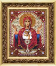 B-1009 The Icon of the Mother of God . Catalog. Kits