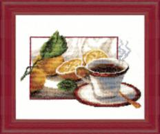 №285 A cup of coffe. Catalog. Kits